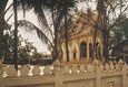 LAOS-a-Golden-Temple-in-Vientiane